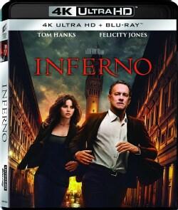 Inferno (4K Ultra HD) (4K Ultra HD Blu-ray)