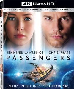 Passengers (Blu-ray Disc)
