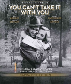 You Can't Take It With You (Blu-ray Disc)