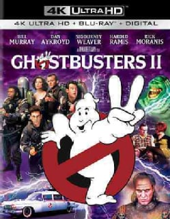 Ghostbusters 2 (4K-Mastered) (4K Ultra HD Blu-ray)
