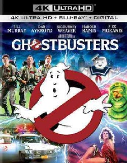 Ghostbusters (4K-Mastered) (4K Ultra HD Blu-ray)