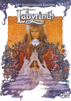 Labyrinth (Anniversary Edition) (DVD)