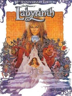 Labyrinth (Anniversary Edition) (Blu-ray Disc)