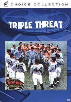 Triple Threat (DVD)