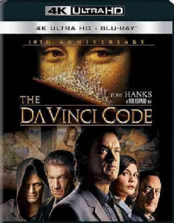 The Da Vinci Code (4K Ultra HD) (DVD)
