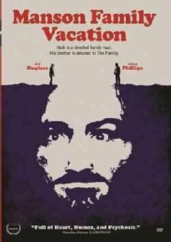 Manson Family Vacation (DVD)