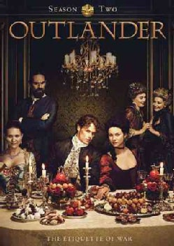 Outlander: Season 2 (DVD)