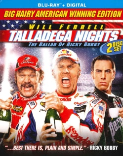 Talladega Nights: The Ballad of Ricky Bobby (Blu-ray Disc)