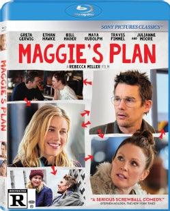 Maggie's Plan (Blu-ray Disc)