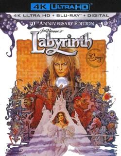 Labyrinth (30th Anniversary) (4k Ultra HD) (4K Ultra HD Blu-ray)