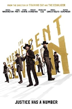 The Magnificent Seven (4K Ultra HD) (DVD)