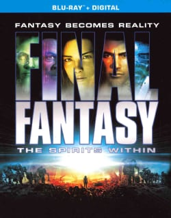 Final Fantasy: The Spirits Within (Blu-ray Disc)