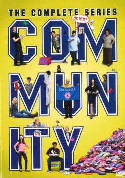 Community Season 1-6 (DVD)