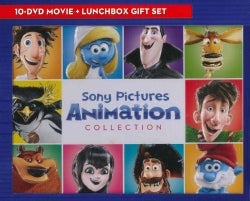 Sony Pictures Animation Collection (DVD)