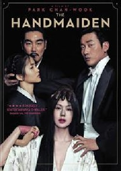The Handmaiden (DVD)