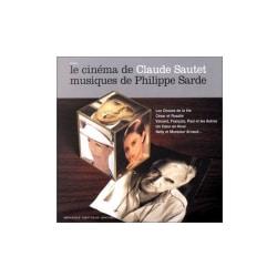 Philippe Sarde - Le Cinema DE Claude Sautet