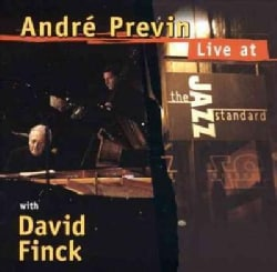 Andre Previn - Live at the Jazz Standard