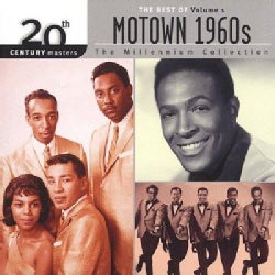 Various - Motown 1960s Volume 1-20th Century Masters-The Millennium Collection