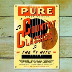 Various - Pure Country Classics Number 1 Hits