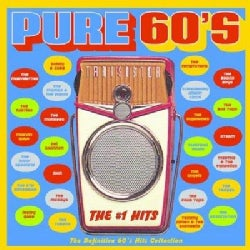 Various - Pure 60's the # 1 Hits