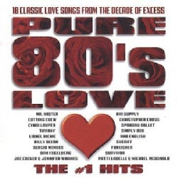Various - Pure 80s Love:The Number 1 Hits