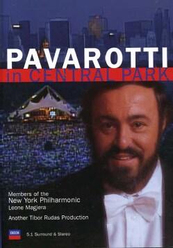 Pavarotti in Central Park (DVD)