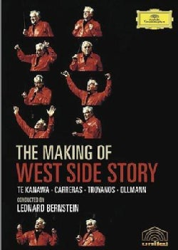 The Making Of West Side Story (DVD)