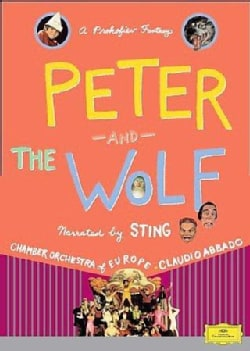 Prokofiev: Peter And The Wolf (DVD)