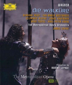 Wagner: Die Walkure (Blu-ray Disc)