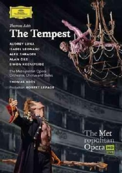 Ades: The Tempest (DVD)