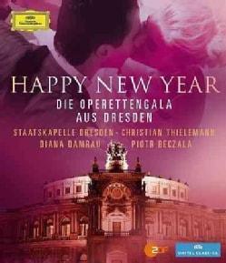 Happy New Year (Blu-ray Disc)