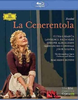 Rossini: La Cenerentola (Blu-ray Disc)