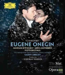 Tchaikovsky: Eugene Onegin (Blu-ray Disc)