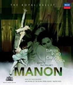 Massenet: Manon (DVD)