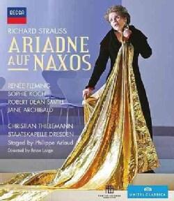 Strauss: Ariadne Auf Naxos (Blu-ray Disc)