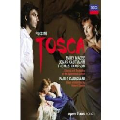 Puccini: Tosca (Blu-ray Disc)