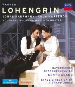 Wagner: Lohengrin (Blu-ray Disc)