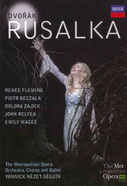 Dvorak: Rusalka (DVD)