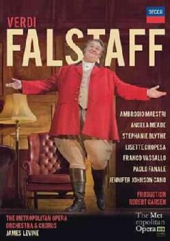 Verdi: Falstaff (DVD)