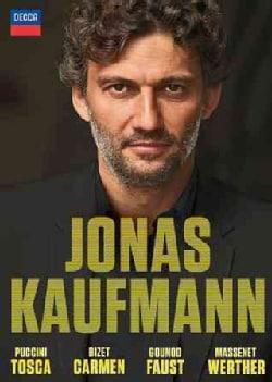 Jonas Kaufmann: Carmen/Tosca/Faust/Werther (DVD)