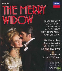 The Merry Widow (Blu-ray Disc)