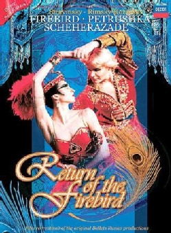 Return of the Firebird (DVD)