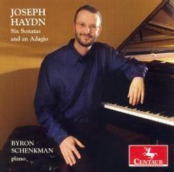 Byron Schenkman - Haydn: Six Sonatas and an Adagio