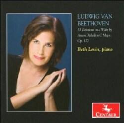 Anton Diabelli - Beethoven: 33 Variations On A Waltz By Anton Diabelli