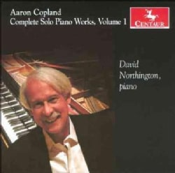 David Northington - Copland: Complete Solo Piano Works, Volume 1