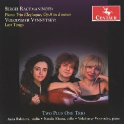 Volodymyr Vynnytsky - Two Plus One Trio