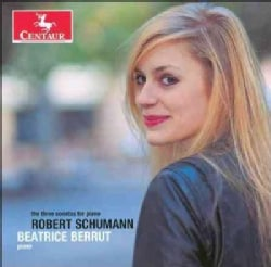Beatrice Berrut - Schumann: The Three Sonatas for Piano