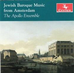 Apollo Ensemble - Jewish Baroque Music from Amsterdam