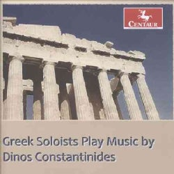 Louisiana Sinfonietta - Constantinides: Greek Soloists Play Music