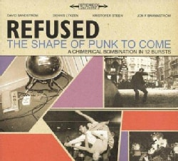 Refused - The Shape of Punk to Come (DE)